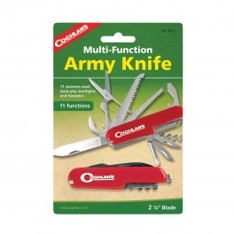 Army Knife (11 function)