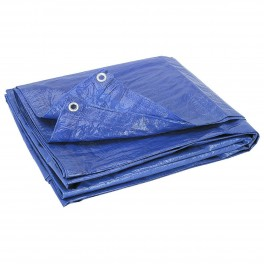Light Duty Blue Tarp
