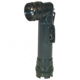 GI Style AngleHead C-Cell Flashlight