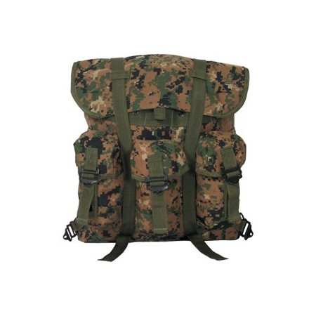 SMALL ALICE PACK WITH STRAP