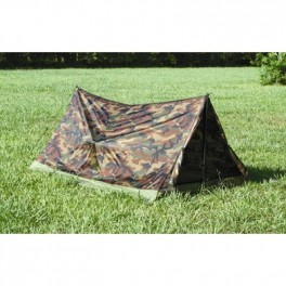 CAMO 2 PERSON TRAIL TENT