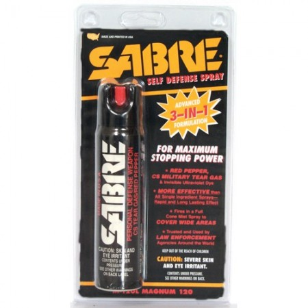 Sabre 3 in 1 Pepper Spray