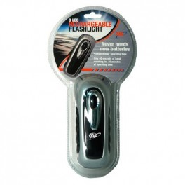 AAA Rechargeable Hand Crank Flashlight