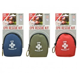 Lifeline First Aid CPR Rescue Kit