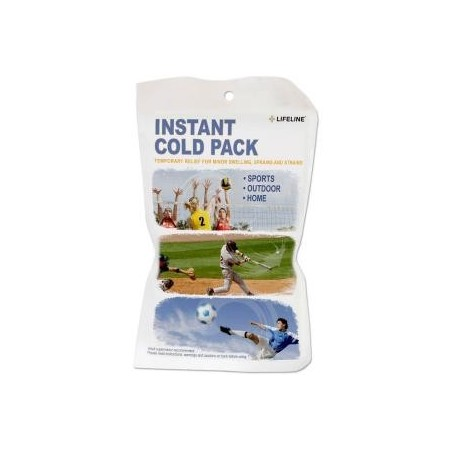 Lifeline First Aid Large Instant Cold Pack