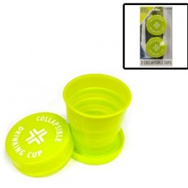 Lifeline First Aid Double Pack Collapsible Cups