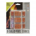 Lifeline First Aid Solid Fuel Cubes