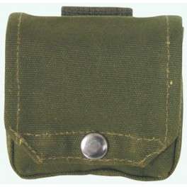 GI Style canvas Compass Pouch