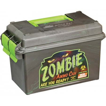 Zombie Ammo Can 50 cal.