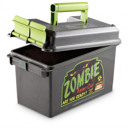 Zombie Ammo Can 30 cal.