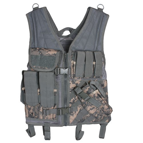 (TERRAIN DIGITAL ASSAULT CROSS DRAW VEST)