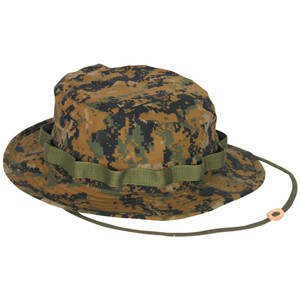 (DIGITAL WOODLAND BOONIE HAT 71/2LG)